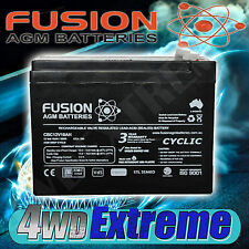 Fusion CBC12V10AH 12V Lead Acid Battery