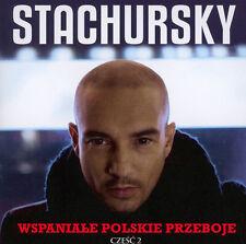 "= STACHURSKY "" WSPANIALE POLSKIE PRZEBOJE vol.2"" / CD sealed Stachurski"