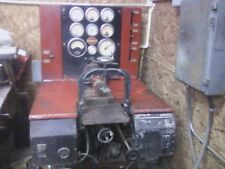 Antique Electric Motor Dynamometer