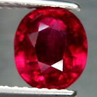 2,27 carats ct Splendide rubis VS ovale de Madagascar 8 X 6,8 X 4,7mm