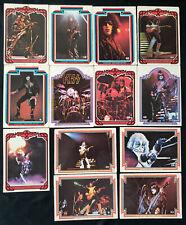 Kiss Cards 1978