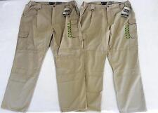 NEW - Men's 5.11 Tactical Series Khaki Pants Size 44 x 34 - 100% Cotton