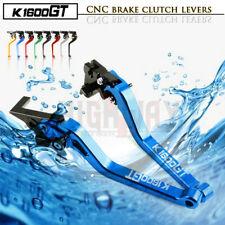 Motorbike CNC Alu Long Brake Clutch Adjustable Levers for BMW K1600 GT/GTL 11-16