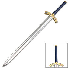Saber's Excalibur FOAM Sword Fate TYPE-MOON Noble Phantasm Cosplay LARP Replica