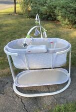 Fisher-Price Soothing Motions Bassinet - White