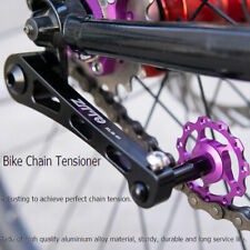 Bike Bicycle Chain Device Bike BMX Single Speed Tensioner Fastener Float Hub