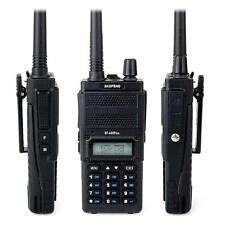 Vox Dtmf Fm Protable Walkie Talkie Baofeng A55Plus Vhf/Uhf 5W 128Ch 2 Way Radio