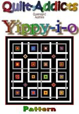 YIPPY-I-O - Patchwork Quilt Pattern by Quilt-Addicts