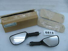 New Harley-Davidson Buell Motorcycle Mirrors N0161.02A8 Left & N0162.02A8 Right