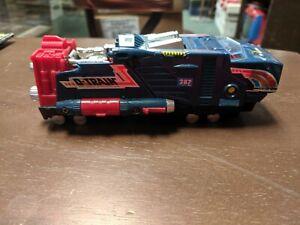 1980s Takara - The Great Diaclone B4896 D-Fighter Dia-Train Transformer