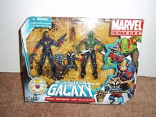 2011 HASBRO--MARVEL UNIVERSE--GUARDIANS OF THE GALAXY--4 FIGURE SET(NEW)