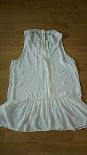 Zara Top Tunika Bluse Gr.L