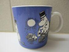 MOOMIN MUG Blue / Pullopostia ARABIA FINLAND 90s mug