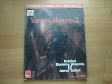 Vandal Hearts II PLAYSTATION Prima Games Official Strategy Guide Book