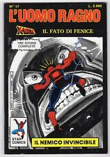 fumetto L'UOMO RAGNO STAR COMICS MARVEL numero 17