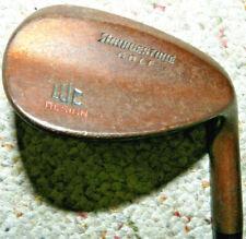Bridgestone 60 Forged Becu Copper Pitching Wedge PW Golf Club Black Widow WestCo