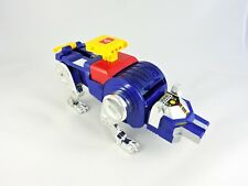 "Voltron 22"" Mighty Lion Vehicles JUMBO BLUE LION Third Dimension 99 Trendmasters"