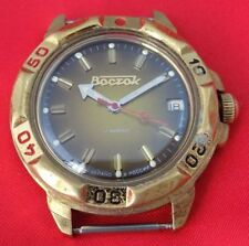 Vostok Mechanical (Hand-winding) Watches with 12-Hour Dial