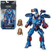 LOW QUANTITY! Avengers Marvel Legends 6-Inch Iron Patriot Action Figure HASBRO