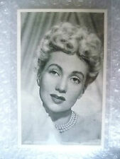 Postcard (Riche Album)-ANN SOTHERN;American Stage,Radio,Film &Television Actress