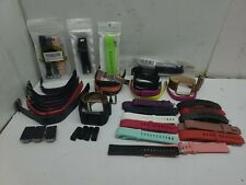 Huge Fitbit / Electronic Watch lot UNTESTED LOOK LOOK LOOK!