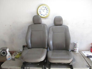 Front Leather Seat (2) Dodge Magnum 05 06 07