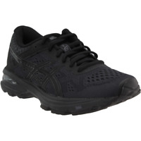 ASICS GT-1000 6  Casual Running  Shoes - Black - Womens