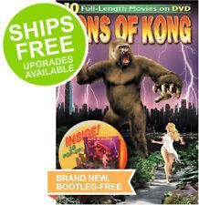 Sons of Kong, Limited Edition 3D, Ape, Lugosi, Pongo, Bride Gorilla, Savage Girl