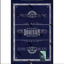 NIB 2011-12 Panini Dominion Trading Cards NHL Hockey Hobby Sealed 1 Box 8 Cards