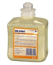 Deb protect 6 x 1ltr with a free dispenser - FREE DELIVERY!