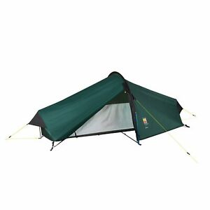 Wild Country Zephyros Compact 1 V2 (Version 2) Tent - 1 Person Lightweight Tent