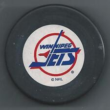 Winnipeg Jets  Old Logo - Souvenir Hockey Puck