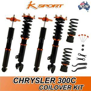 CHRYSLER 300C KSPORT FULLY ADJUSTABLE COILOVER KIT ( F+ R )