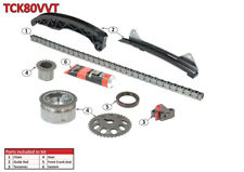 TIMING CHAIN KIT TOYOTA AYGO 1.0 07/05- TCK80 WITH VVT GEAR
