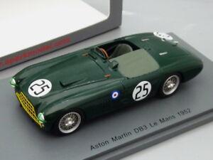 1/43 Spark ASTON MARTIN DB3 #25 LE MANS 1952