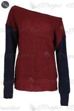 Markenlose Damen-Pullover & -Strickware aus Acryl in Größe 46