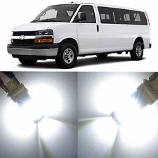 Alla Lighting Turn Signal Brake Light LED Bulb for 03~17 Chevy Express 1500 2500