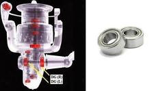 Shimano drive gear bearing upgrade Titanos 4500Xsa, 5500Xsa