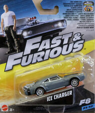 Ice Charger Dodge Dom Fast & Furious 1:55 Mattel FCF58 FCF35 wie Hot Wheels