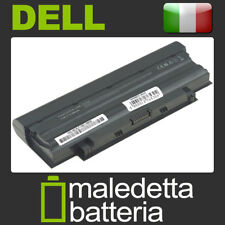 Batteria 10.8-11.1V 7800mAh per Dell Inspiron N5010