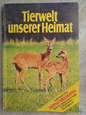 Ferrero Hanuta Duplo Tierwelt unserer Heimat Sielmann Album Sammelalbum leer