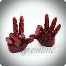 Hot Toys Iron Man 2 MARK VI 1/6th Scale PALMS with MOVABLE FINGERS