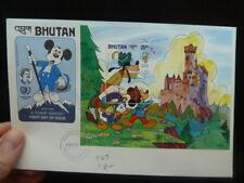 Bhutan Disney SC 527 FDC (8ber)