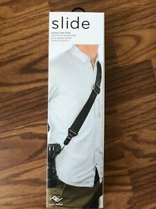 Peak Design SL-BK-3 Slide Camera Sling Strap (Black) RV $64.95 Brand New In Box!