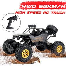 48km/h 1:12 2.4Ghz RC Off-Road Truck 4WD Ferngesteuertes Auto Geländewagen DE