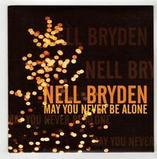 (GQ982) Nell Bryden, May You Never Be Alone - 2014 DJ CD
