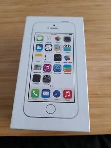 Apple iPhone 5s - 64GB - Silver (Unlocked) A1457 (GSM) BRAND NEW UK STOCK