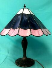 Stunning Tiffany Style Lamp Beautiful Handcrafted Home Decor Shade #444