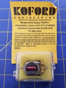 Koford M504C Blueprinted Super Feather Competitor Motor from Mid America