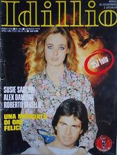 Rivista Fotoromanzi IDILLIO n°193 1979 - BUONO -   [D30]